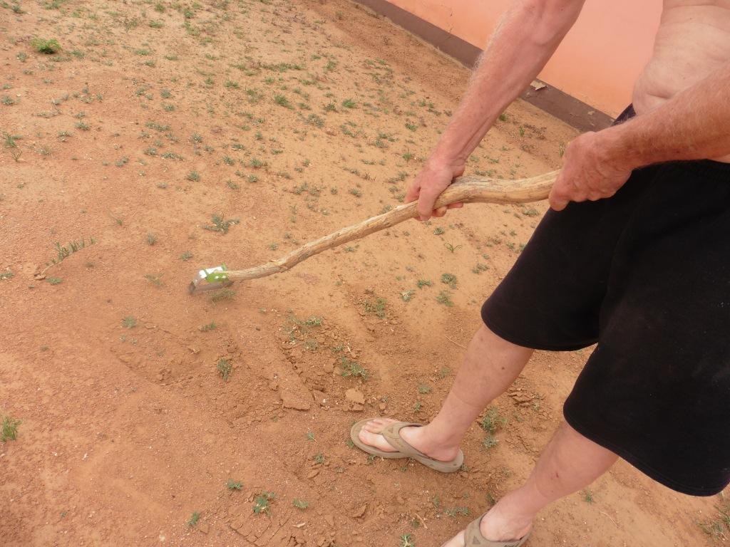 weeding tool