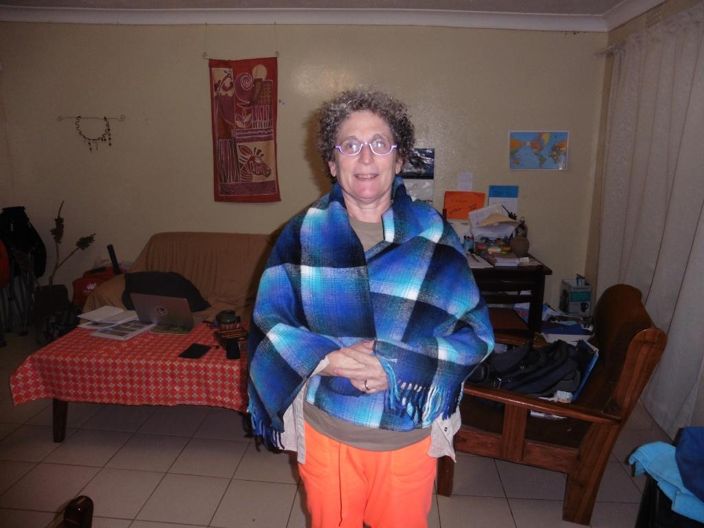 teresas new blanket
