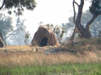 San hut