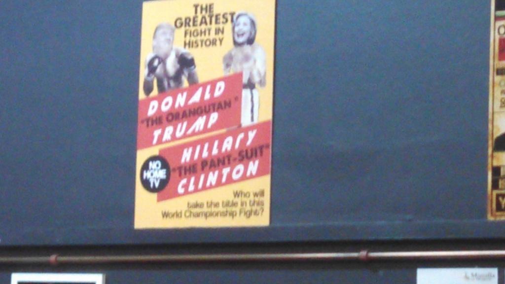 trump-clinton-poster-joes-durban
