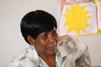 Mma Leburu, Centre Coordinator