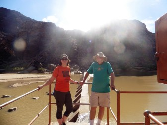 1-Fish River Canyon Ai Ais Camp 2