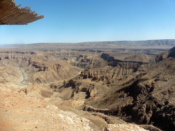 1- Fish River Canyon