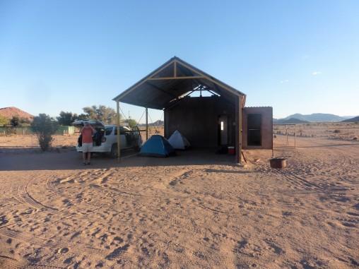 2- Little Sossus Camp Sessriem