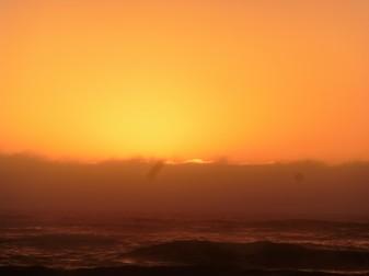 4 Swakopmund sunset Tiger Reef 2