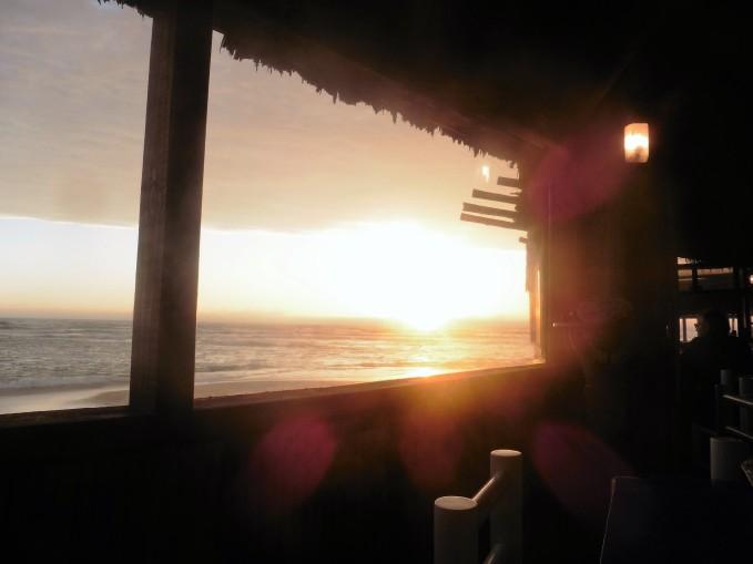 4 Swakopmund sunset Tiger Reef